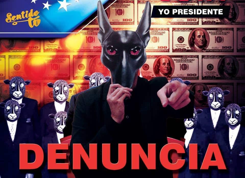 """3b04befec86798a8e7e4cdffa435f27c - El cineasta """"Joaquín Calvo"""" Presentara el concurso """"Yo Presidente"""" de SentidoTv"""