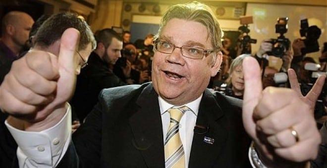 El partido finlandés de extrema derecha puede hacer estallar el euro 4