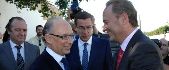 Bruselas multa a España por falsear el déficit de la Comunitat Valenciana 12