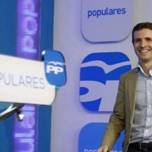 """Pablo Casado la gran promesa del PP hace el ridículo al decir que en Grecia hay """"una ola de atracos y violencia"""" 21"""