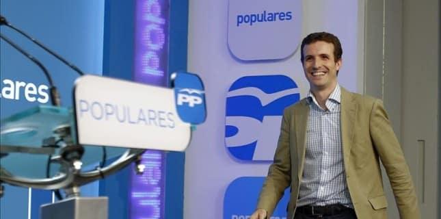 """Pablo Casado la gran promesa del PP hace el ridículo al decir que en Grecia hay """"una ola de atracos y violencia"""" 20"""