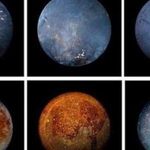 Una de estas fotos es una luna de Júpiter; el resto son sartenes 24