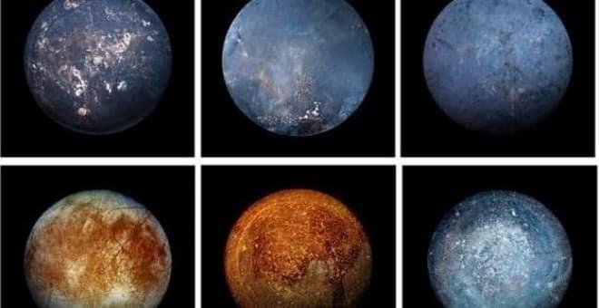 Una de estas fotos es una luna de Júpiter; el resto son sartenes 11