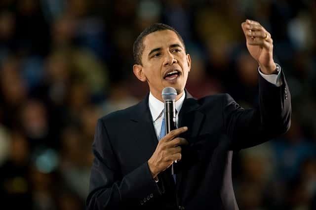 Presidente de los Estados Unidos, Barack Obama