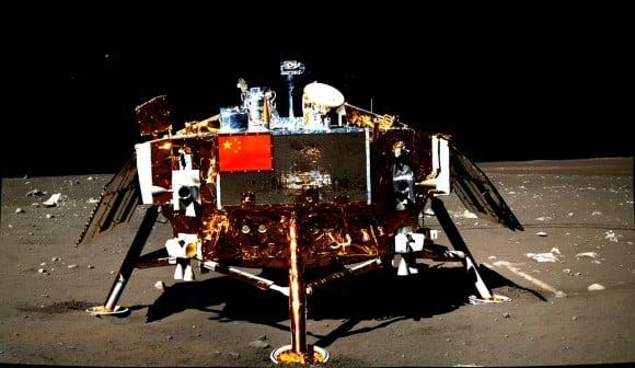 China tiene un telescopio en la Luna desde hace dos años 13