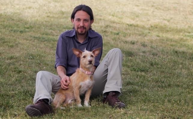 El candidato de Podemos, Pablo Iglesias.