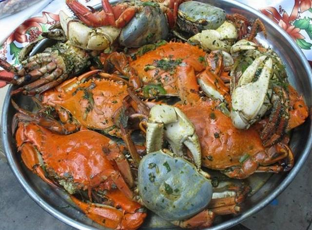 El cangrejo es uno de los 10 alimentos que mejoran la capacidad intelectual