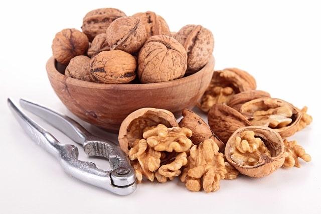 Las nueces son uno de los 10 alimentos que mejoran la capacidad intelectual