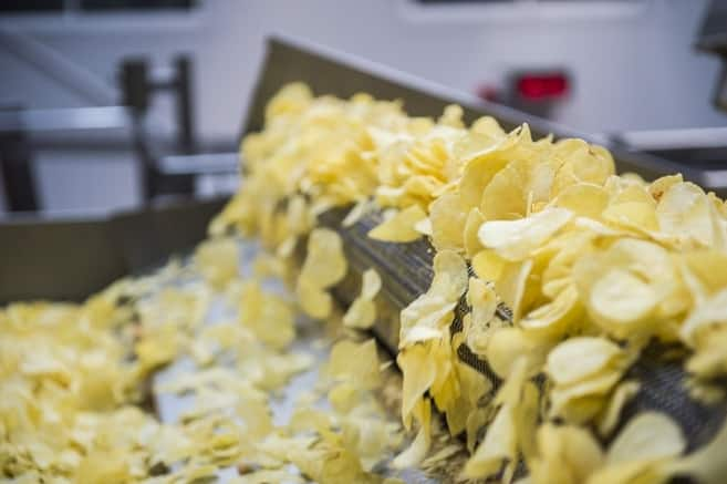 Las patatas fritas comerciales españolas tienen demasiada acrilamida -sustancia cancerígena- 13