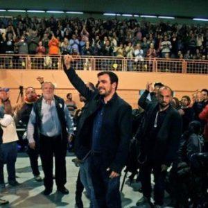 Alberto Garzón pide apoyos para frenar a  la derecha y a la nueva derecha 21