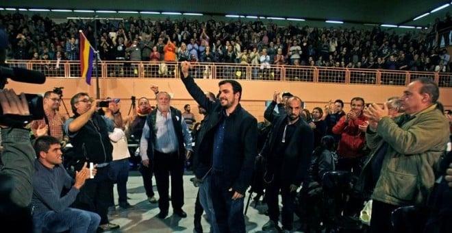 482812f4294d22d77b836e097314e250 - Alberto Garzón pide apoyos para frenar a  la derecha y a la nueva derecha