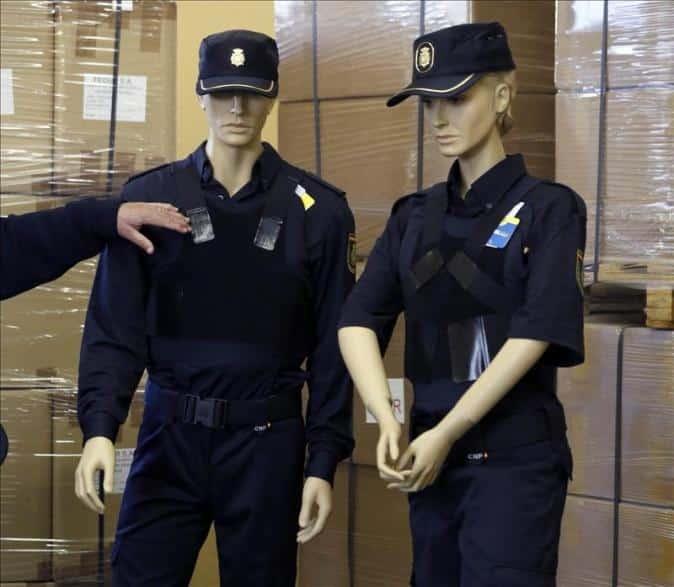 Trabajo investigará la falta de chalecos antibalas en la Policía en plena alerta yihadista 14