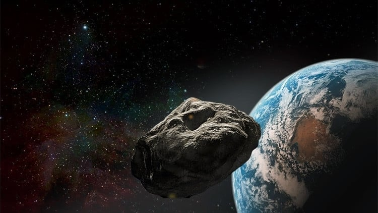 'Regalo' navideño: Un asteroide gigante se dirige a la Tierra 12