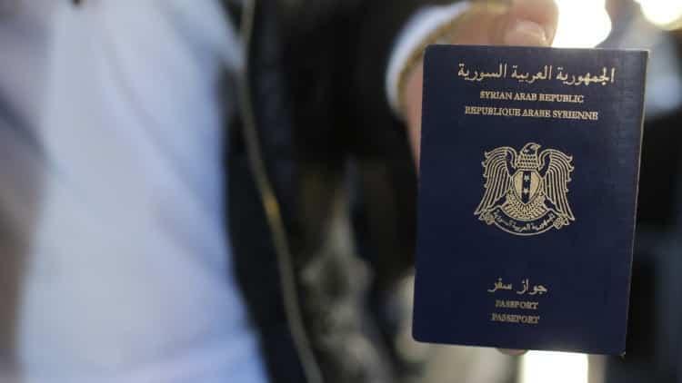 """Inteligencia de EE.UU.: """"El Estado Islámico tiene una impresora de pasaportes sirios"""" 114"""