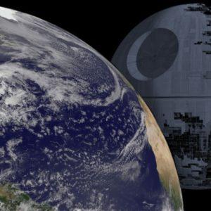 La NASA muestra cómo construiría una 'Estrella de la Muerte' 24