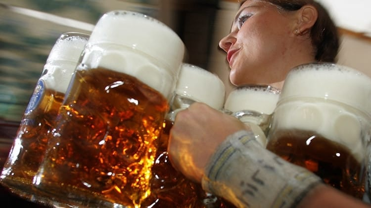 El consumo de cerveza ayuda a prevenir el Alzheimer y el Parkinson 9