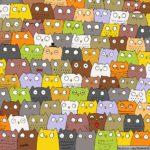 Reto viral: ¿Puedes encontrar al gato entre los búhos? 6