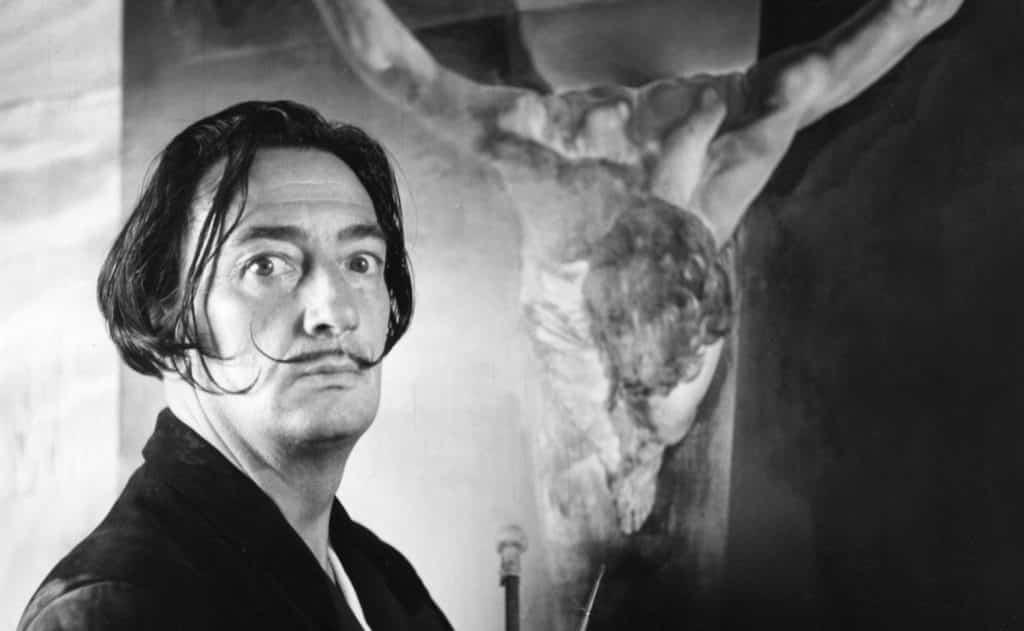 21 datos surrealistas sobre la vida de Salvador Dalí 18