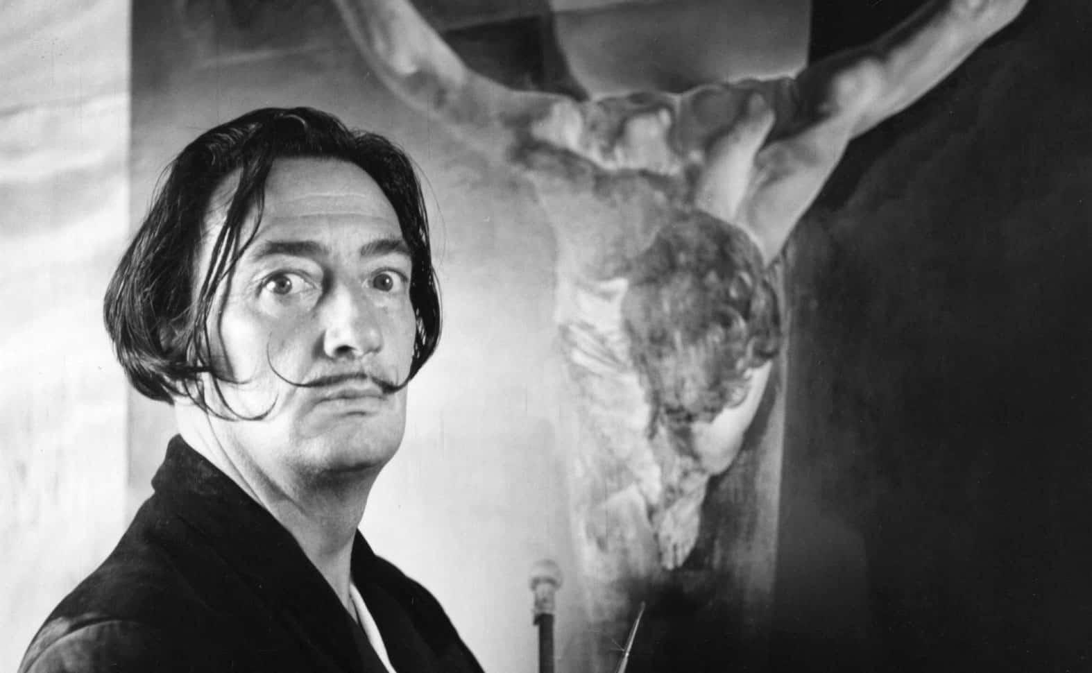 21 datos surrealistas sobre la vida de Salvador Dalí 5