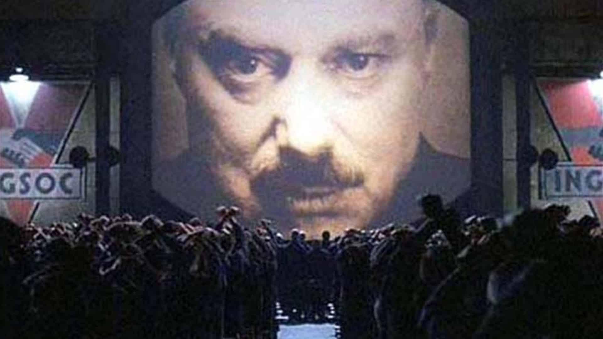 Fotograma de la película 1984