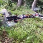 El video de un drone disparando una pistola: tan ilegal como atemorizante 4