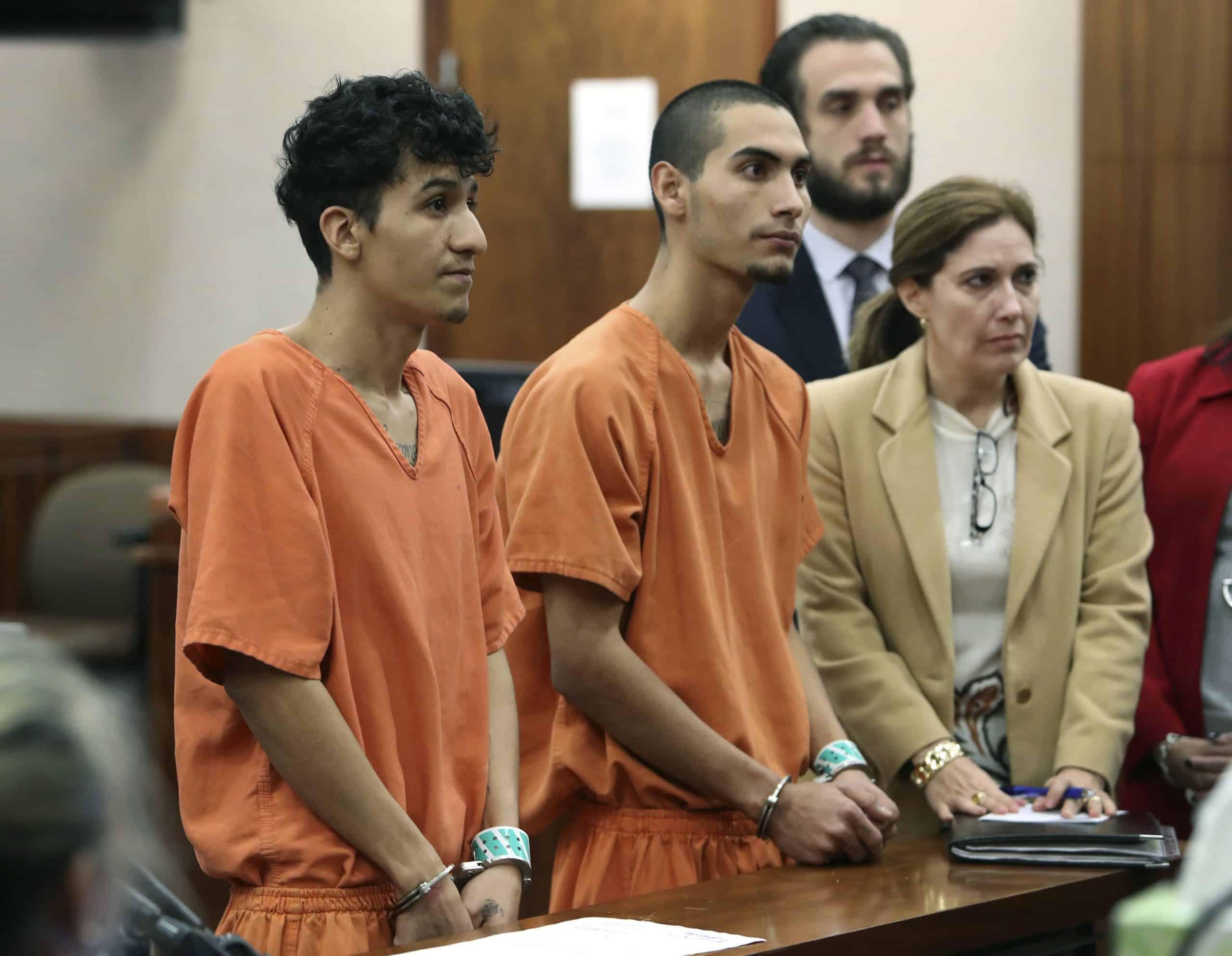 """Un asesinato """"satánico"""": el cruel caso de violencia de la pandilla MS-13 que sacude a EE.UU. 9"""