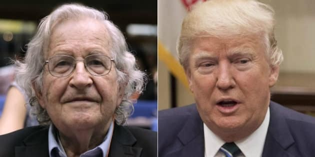 El vaticinio de Chomsky sobre Trump que da miedo 10