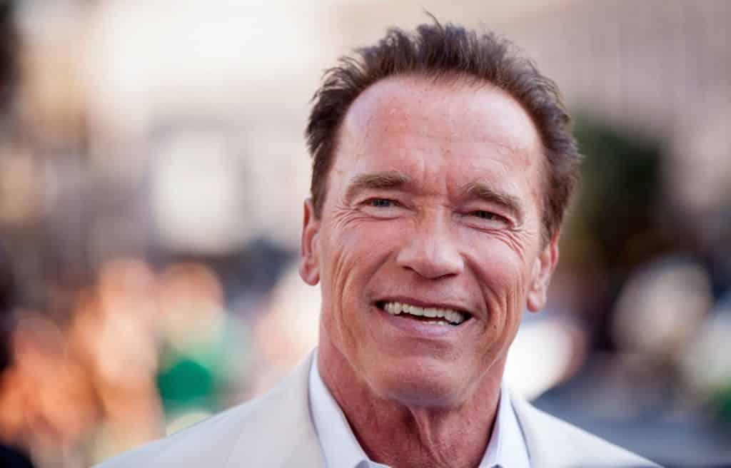 Arnold Schwarzenegger quiere llevar a Trump a una escuela 2