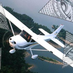 """Este accidente en un """"avión fantasma"""" sin piloto es uno de los misterios más raros del 2017 20"""