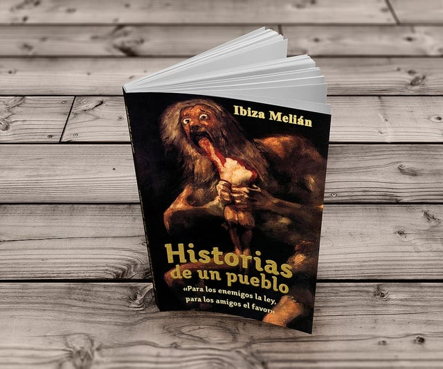 Historias de un pueblo escrito por Ibiza Melián