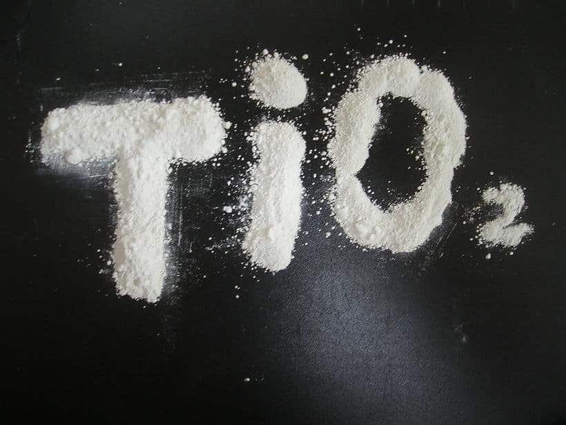 Alerta: el aditivo E171 (dióxido de titanio) puede ser cancerígeno 123