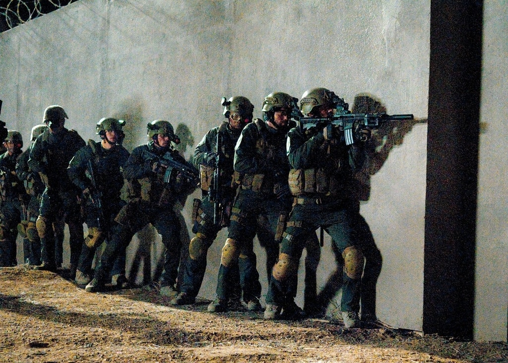 ¿Toma forma el plan para asesinar a Kim? EE.UU. envía a Corea del Sur la unidad que mató a Bin Laden 12
