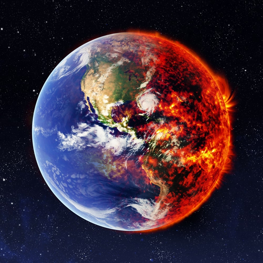 La tierra en Extinción: 2º para un calentamiento Global sin vuelta atrás 9