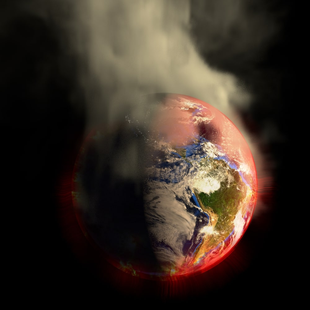La tierra en Extinción: 2º para un calentamiento Global sin vuelta atrás 10