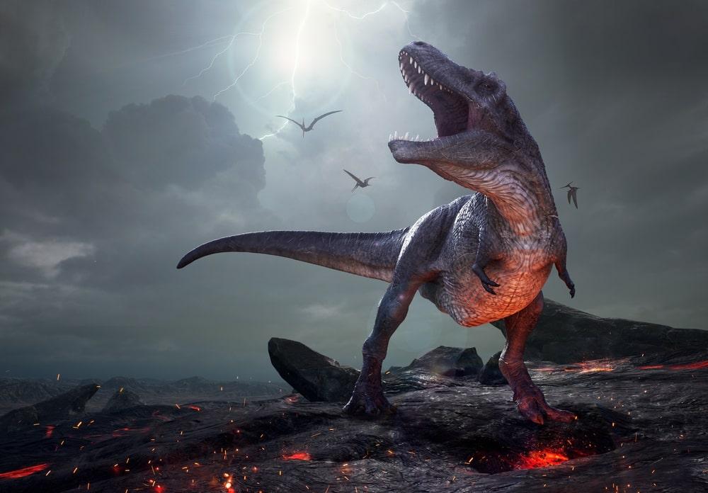 ¿Qué pasó después de que cayó el asteroide que extinguió a los dinosaurios? 15