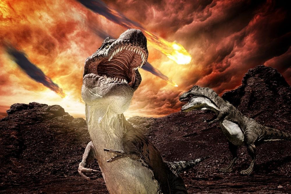 dinosaurios2 - ¿Qué pasó después de que cayó el asteroide que extinguió a los dinosaurios?