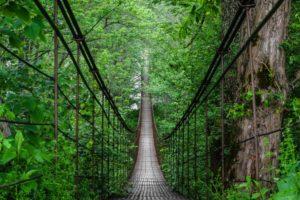 Los 10 puentes  peligrosos e increíbles del mundo 38