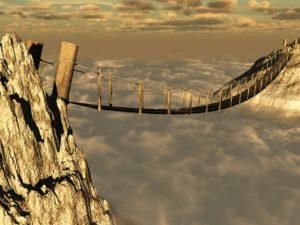 Los 10 puentes  peligrosos e increíbles del mundo 43