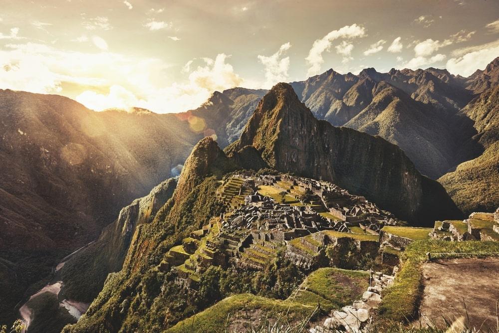 Machu Picchu una de las Maravillas del Mundo 7