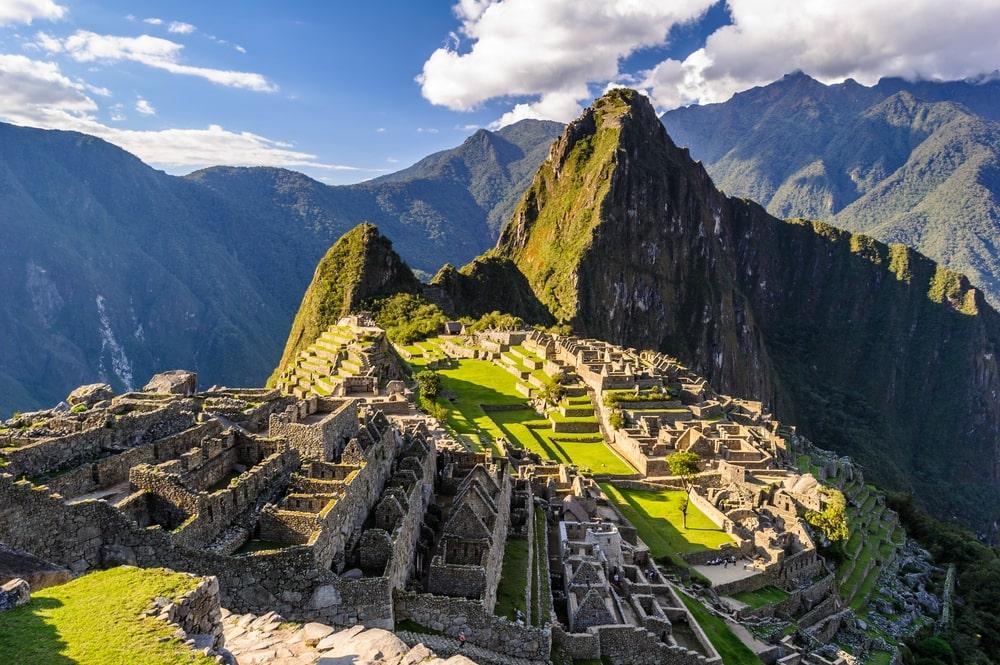 Machu Picchu una de las Maravillas del Mundo 3