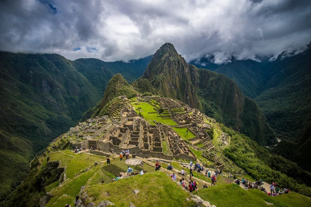 Machu Picchu una de las Maravillas del Mundo 5