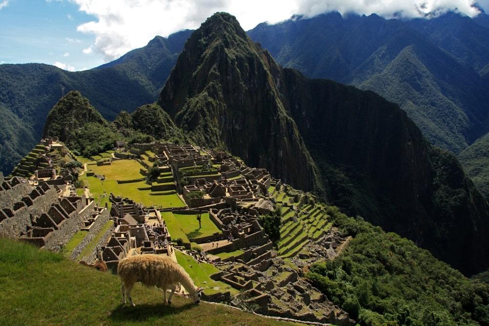 Machu Picchu una de las Maravillas del Mundo 2