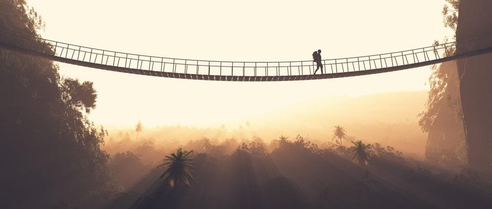 Los 10 puentes  peligrosos e increíbles del mundo 51