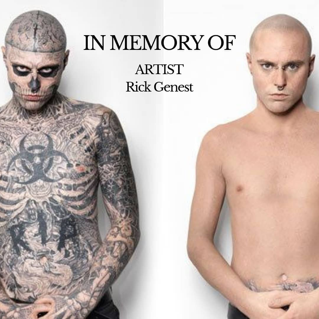 Zombie Boy antes, durante y después de la fama 6