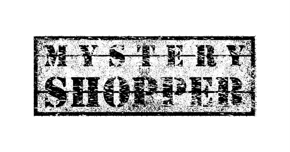 ¿Qué es un Mystery Shopper? 13