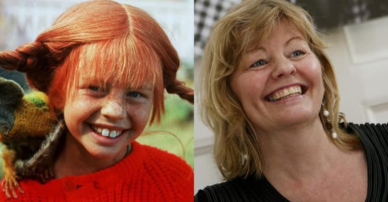 Inger Nilsson - Pipi calzaslargas
