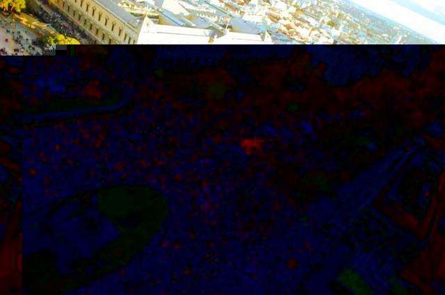 """22M Mas de 2 millones de personas participan en las """"Marchas de la Dignidad"""" en Madrid 15"""