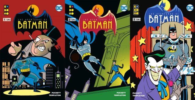 las-aventuras-de-batman