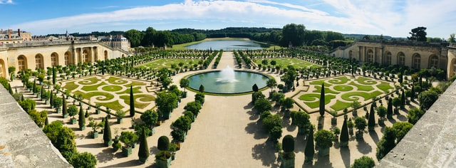 Palacio de Versalles en Paris