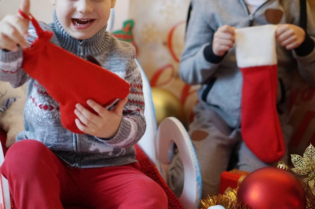 Por que colgamos los calcetines de navidad
